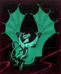 MirianaSarana - Fantasy - Dragon by MirianaSarana-MS