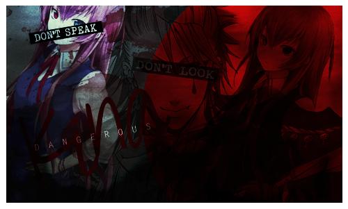 Psycho -Joker's tales- ROL - Página 2 Don_t_speak__psycho___12__by_llawliiett-d8f4y4e