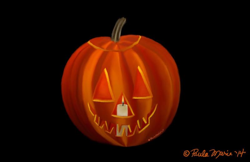 Happy Halloween by youlittlemonkey