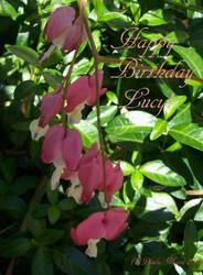 Happy Birthday Lucy by youlittlemonkey