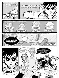 Mad City issue 1 Page 4 by atomic-underground