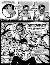 Mad City issue 1 Page 3 by atomic-underground