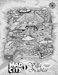 Mad City issue 1 Page 1 by atomic-underground