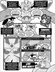 Mad City issue 2 Page 7 by atomic-underground