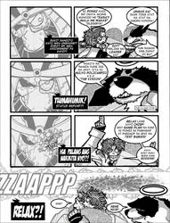 Mad City issue 2 Page 5 by atomic-underground