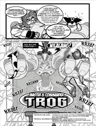 Mad City issue 2 Page 4 by atomic-underground