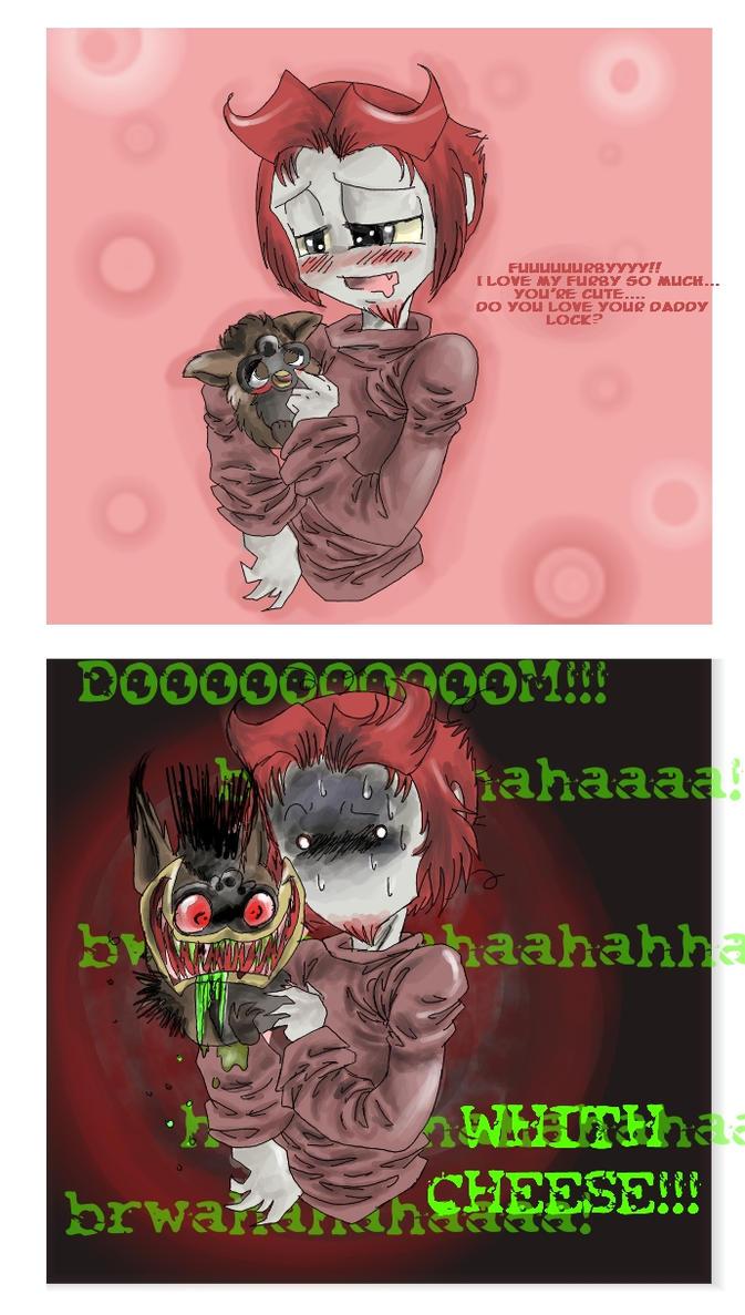 Furbies are doom by Sony-Shock