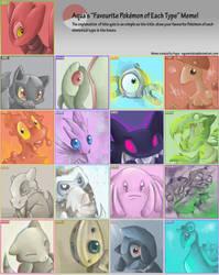 Pokemon type meme by Sony-Shock