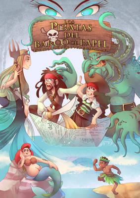 Los Piratas del Barco de Papel