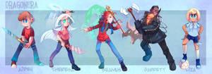 Dragonera Lineup by Sony-Shock