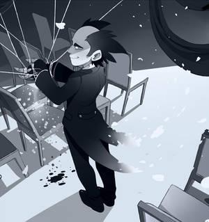 Sketchtember 13-In Black