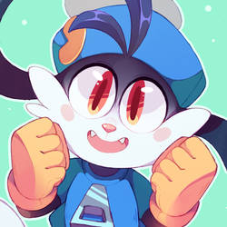 Klonoa Icon by Sony-Shock