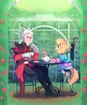 COMM-Evening Tea