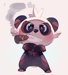 Gang Pancham by Sony-Shock