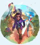 COMM- Pokemon trip