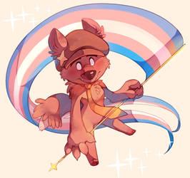 Pride flag by Sony-Shock