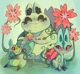 Bulba family