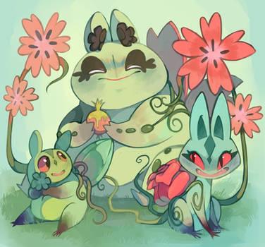 Bulba family