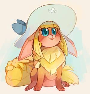 KOFI- Eevee!Lillie
