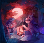 COMM- Blood Moon