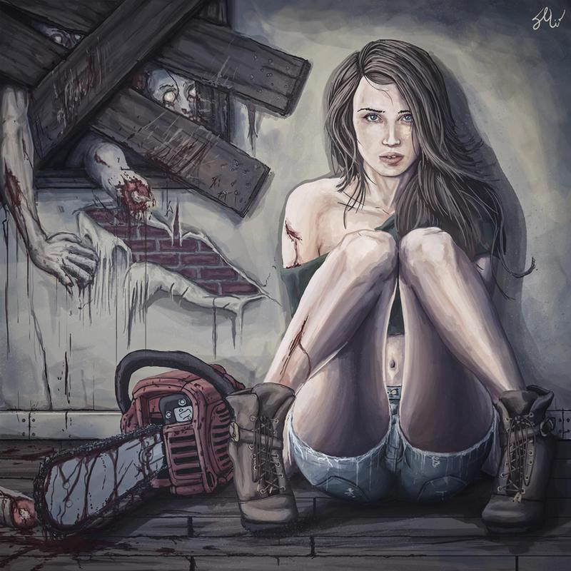 zombieATTACK by sebastianmirgeler