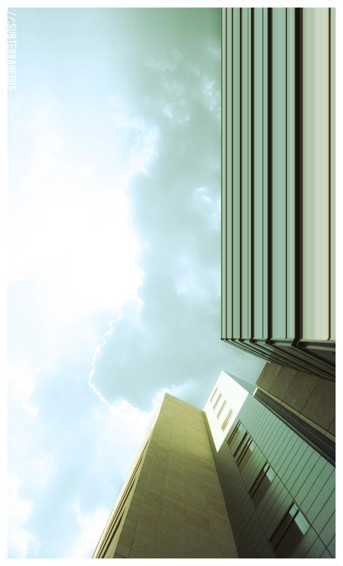 008- Reach the Sky by xerro