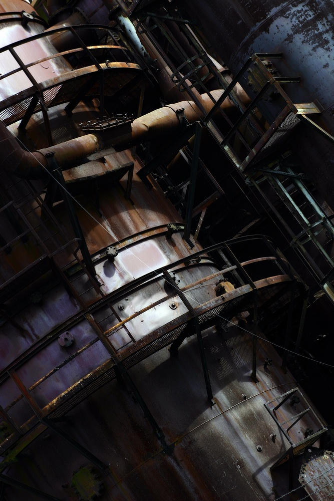 Gasworks by xerro