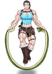 Lara Croft 2