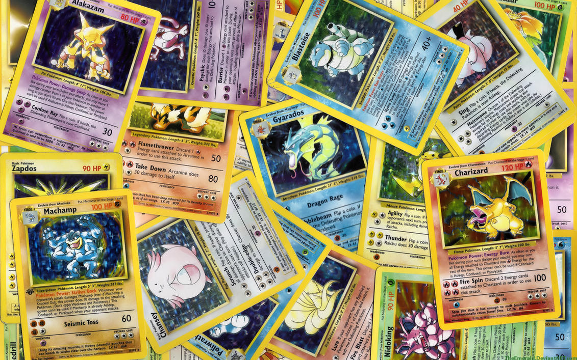What Was Your Favorite Pokemon Card?