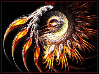 Phoenix by TheEmerald