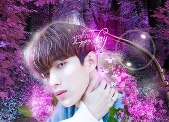 + Happy Seokmin day by Raichiax