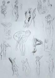Live drawing 20111108 by akimamaklav