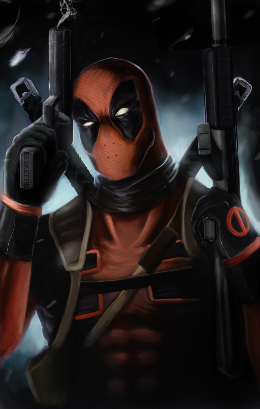 Image Result For Deathstroke Vs Deadpool