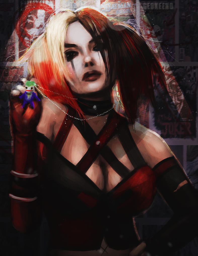Sexy Harley Quinn Pictures  Ranker
