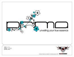 Prima Logo by iyal