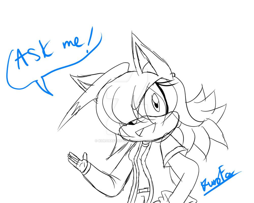 Ask Phoenix by KurobaFox1412