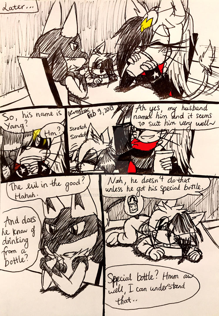 The Prophecy of a Wielder - Chapter 5 Page 7 by KurobaFox1412