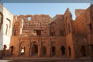 Abandonned castle in Marroco by hipe-0