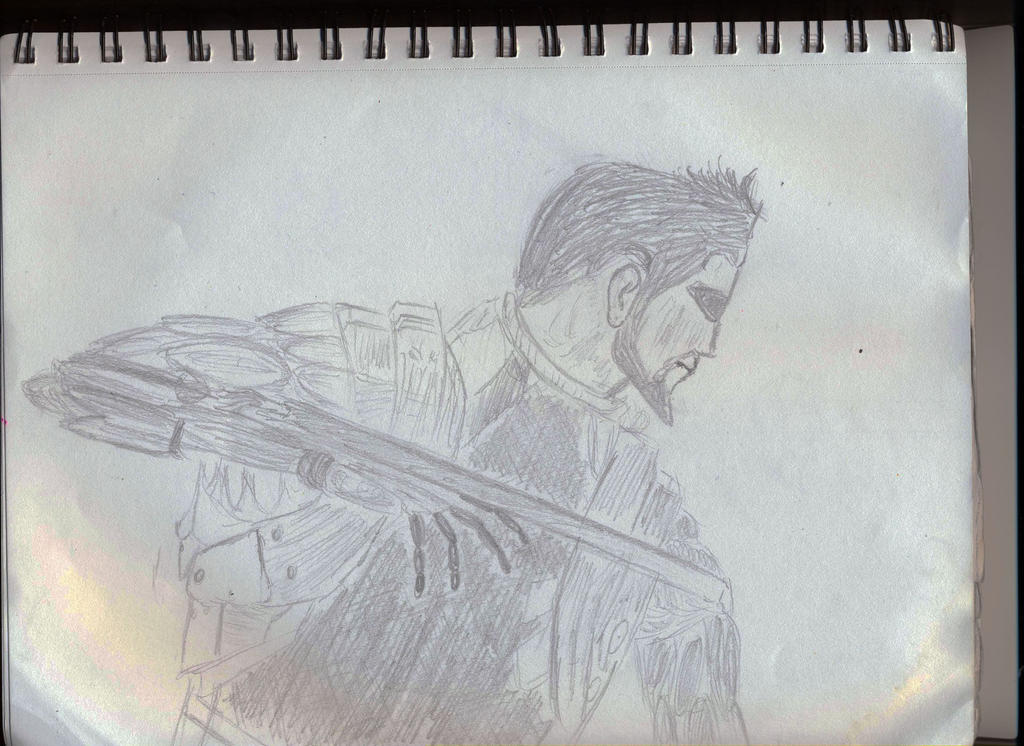 Jensen Blade by Jadious7