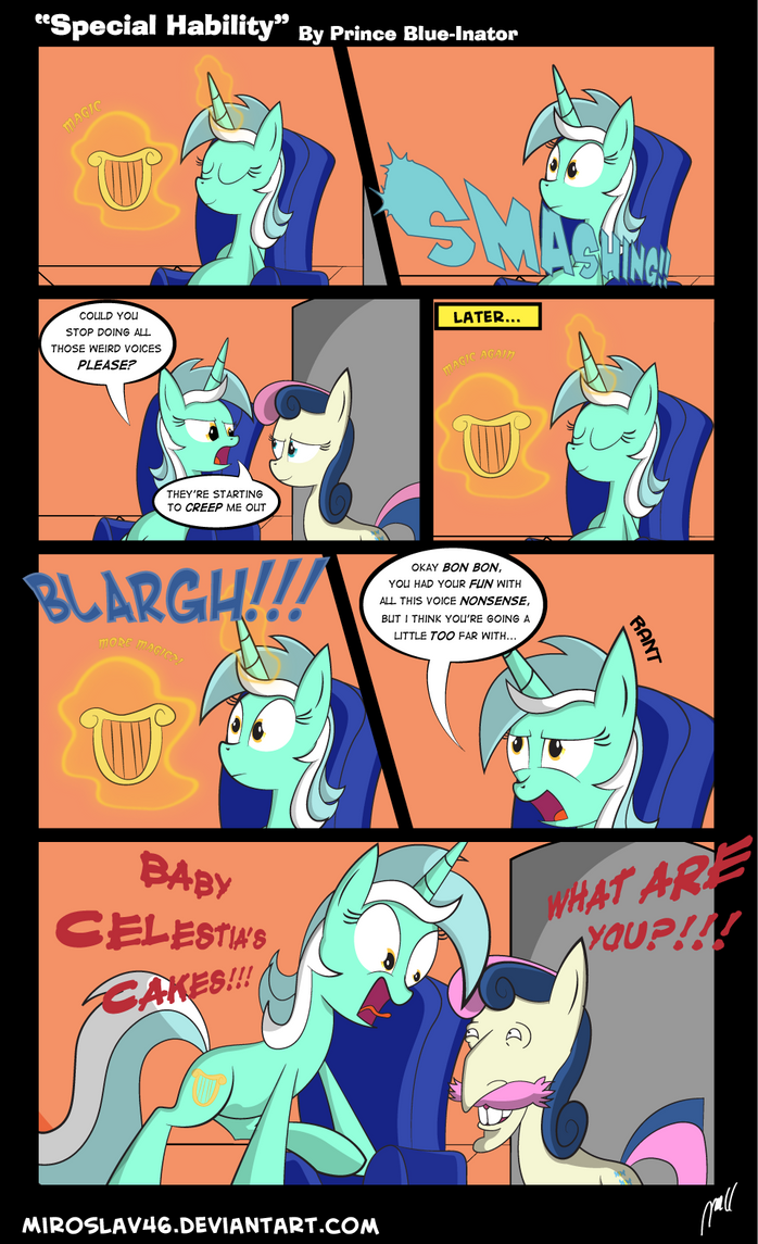 Special HAbility by BlueySketches