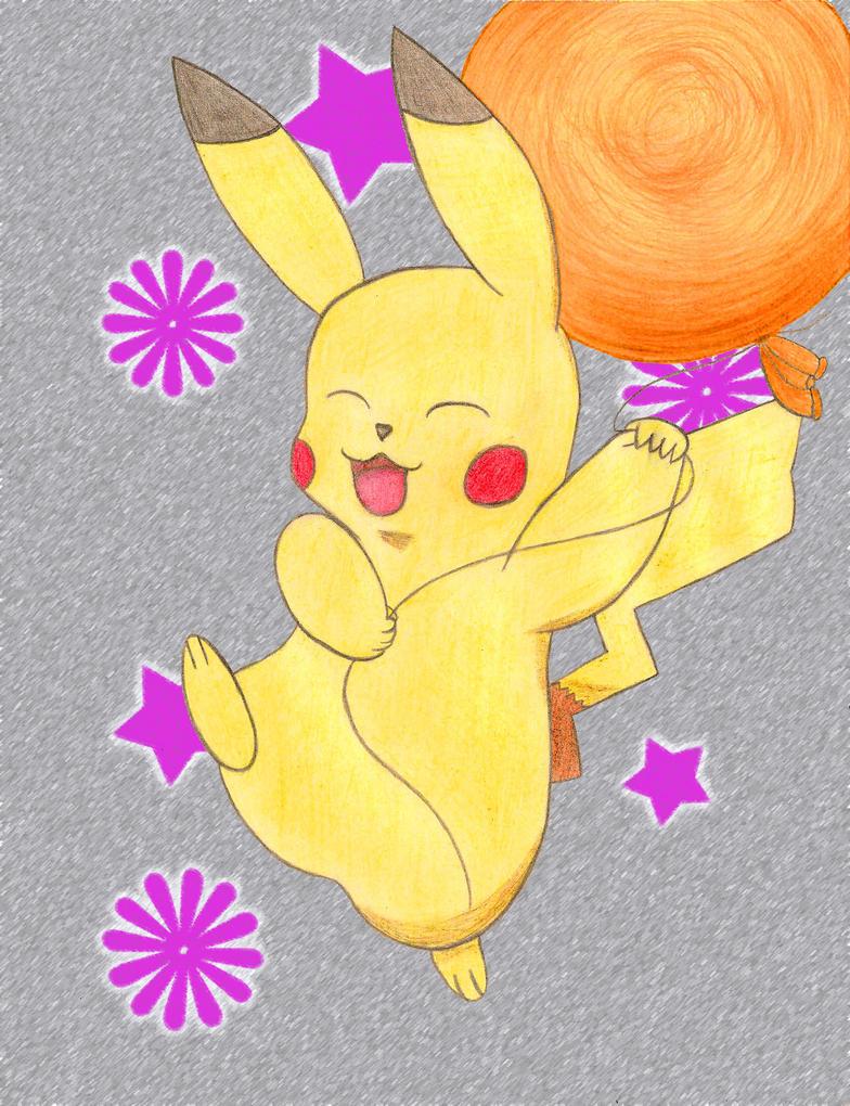 Pika Party by Latee-Hatori