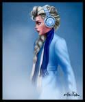 Modern-day Elsa