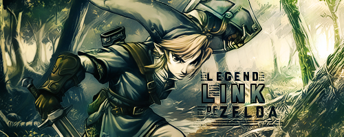 Link - Legend OF Zelda by KidgellB