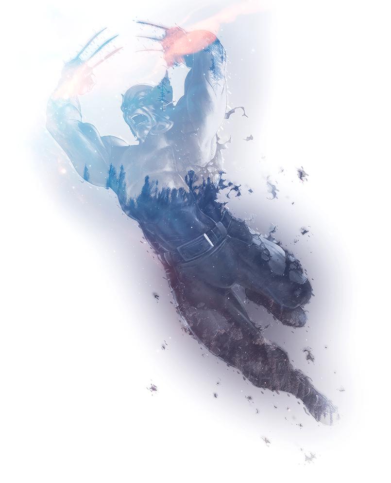 Wolverine by KidgellB