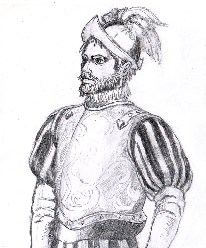 Pizarro by nezure