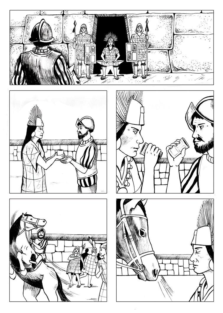 Pagina 1 en blanco y negro by nezure
