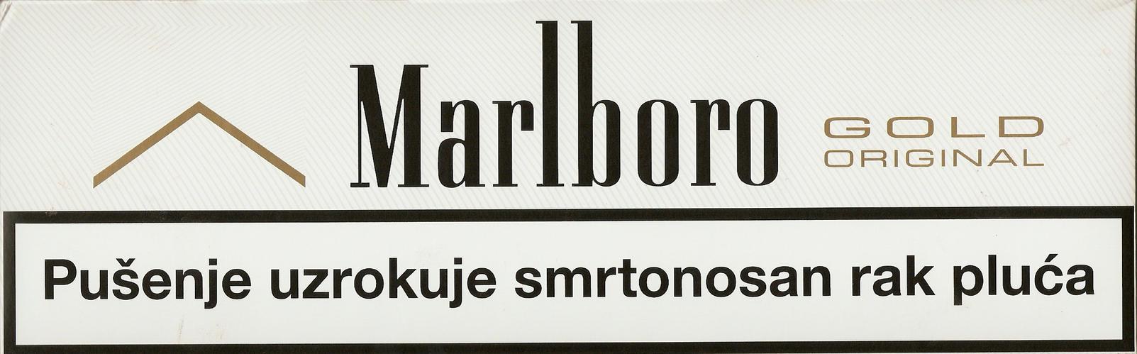 Marlboro Gold Wallpaper