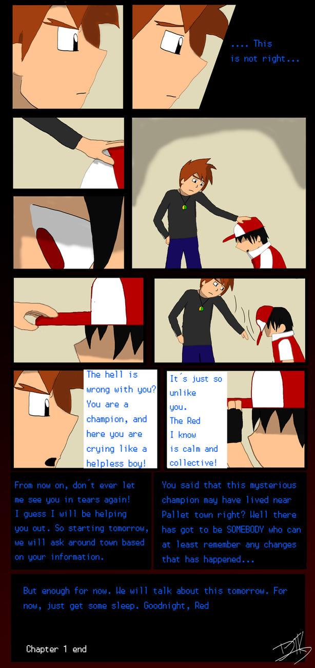 Pokemon Strangled Red