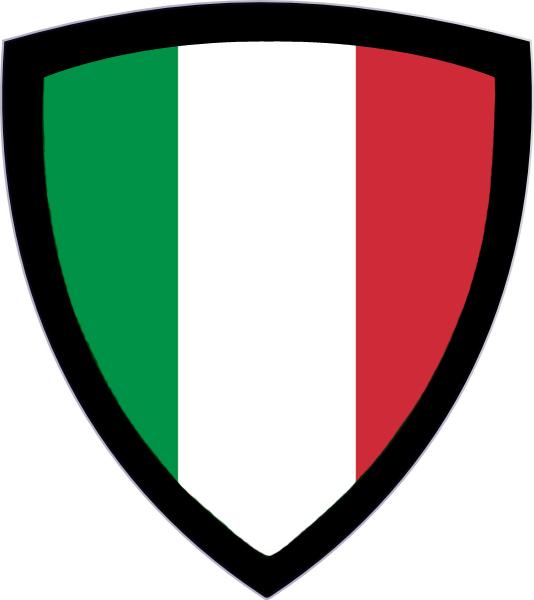 LA BANDIERA NAZIONALE: IL TRICOLORE ITALIANO