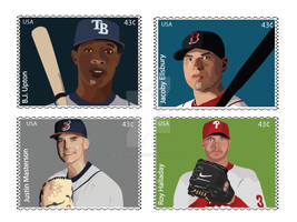 MLB Stamps